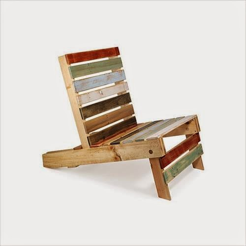 these are beautiful painted and best deck chair for outdoor or indoor stay with us on 101 diy and crafts for new ideas about wooden pallet beautiful wood pallet outdoor furniture