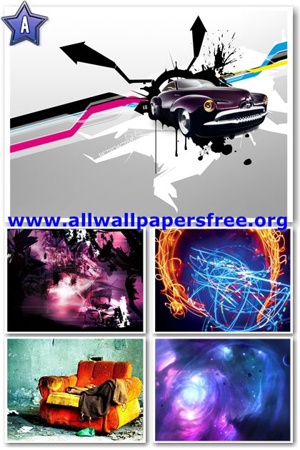 265 Amazing Abstract and Colorful HR Wallpapers 1600 X 1200 Px