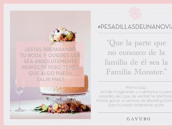 SModa sortea servicio de Wedding Planner para tu boda