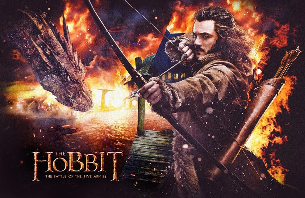 trailer hobbit 3: El Hobbit: La batalla de los 5 ejércitos