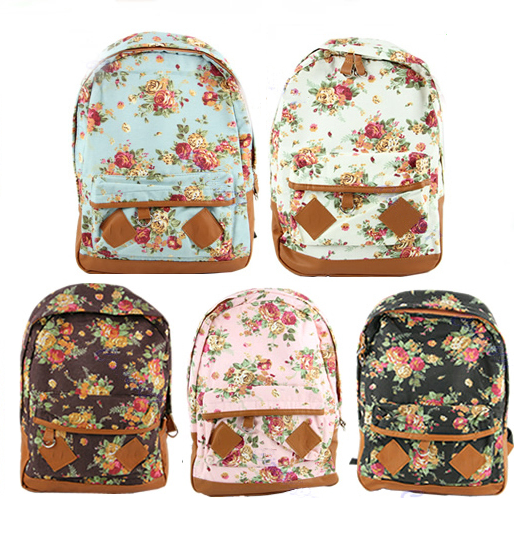 jaimeeph : Cute backpacks for school ♡