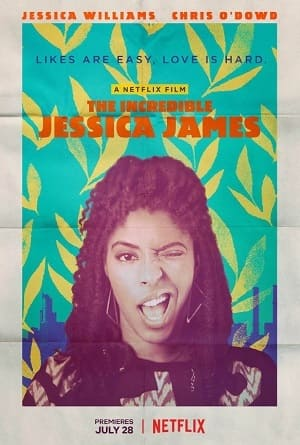 A Incrível Jessica James 1080p Baixar torrent download capa