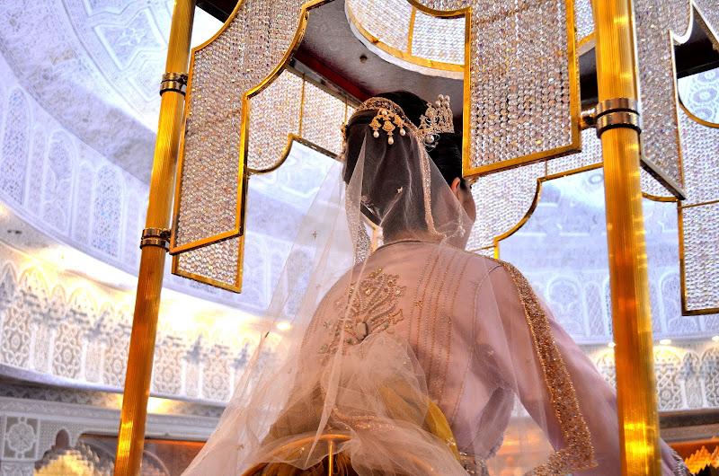 moroccan bride on the amaria