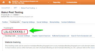 How to Add Google Analytics to Blogger 5