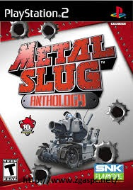 Free Download Games Metal Slug Anthology PCSX2 ISO Full Version  - ZGASPC