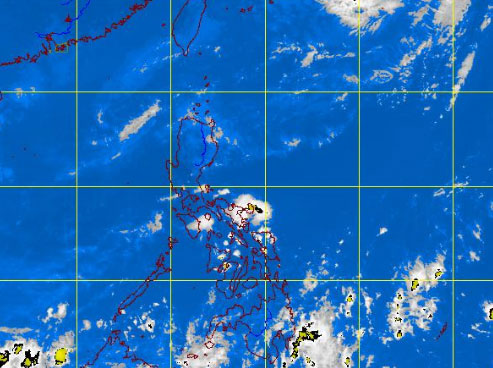 PAGASA Weather Update October 18, 2012