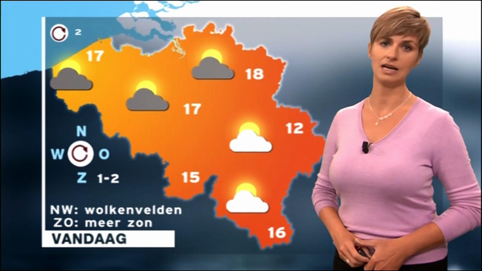 Sabine hagedoren vlaamse weervrouw september 2014 - Hoe een stuk scheiden ...