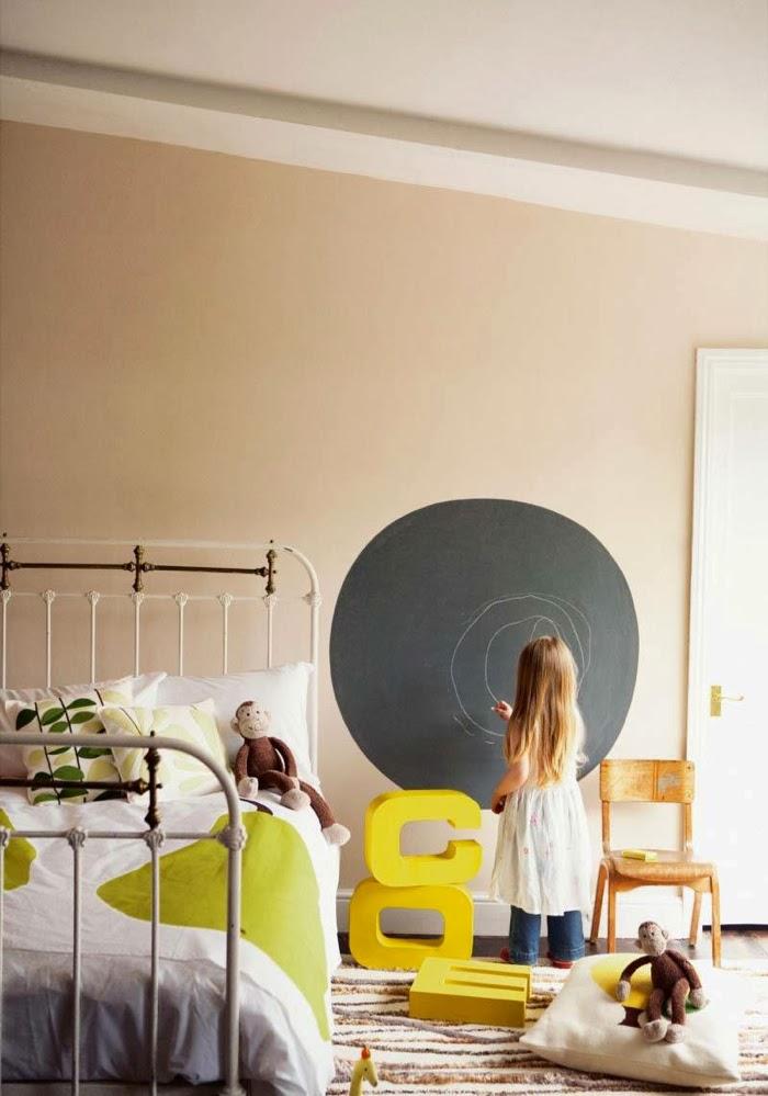 Histor : kleuren voor kinderkamer