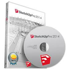 Sketchup Pro 2014 Crack With Serial Key Full Version Free Download