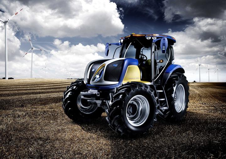 Чему на к снится поле трактора