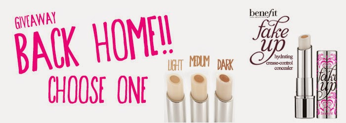 Benefit Fake Up Concealer Giveaway