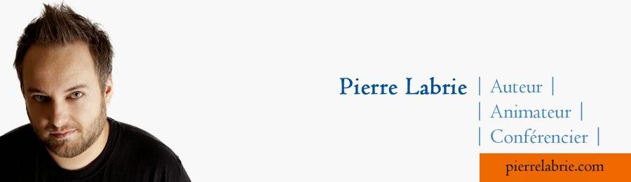 Pierre Labrie | Auteur