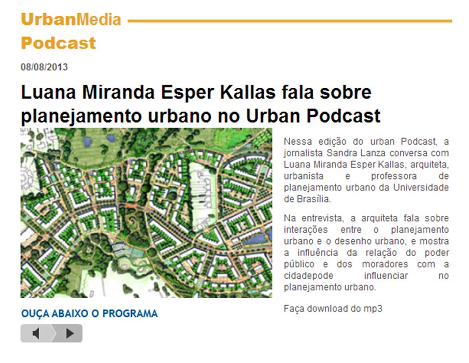 Entrevista com Luana Kallas