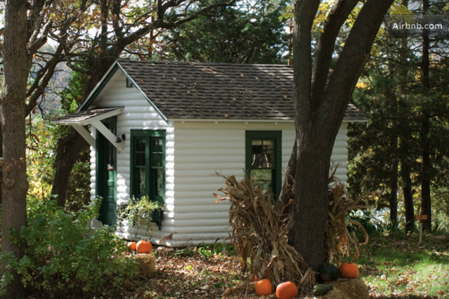 A very modest cottage a tale of saving for Very small cottages