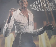 Ruben Beewa - Body Motion LP 1983