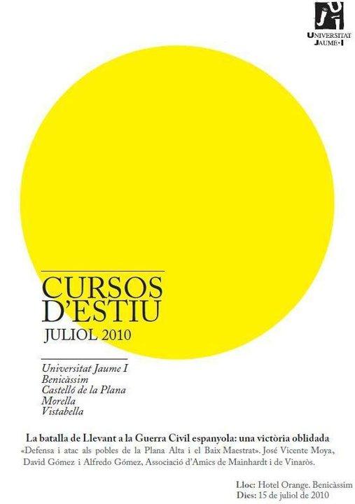 Conferencia 15-7-2010
