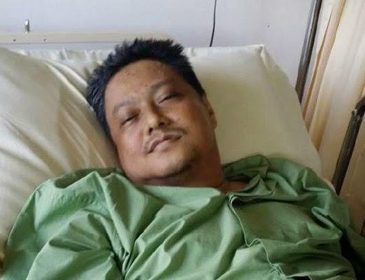 Aziz Desa Masuk Wad Buah Pinggang Kronik Kencing Manis