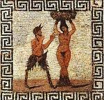 Pompeii, Pan & Hamadryad