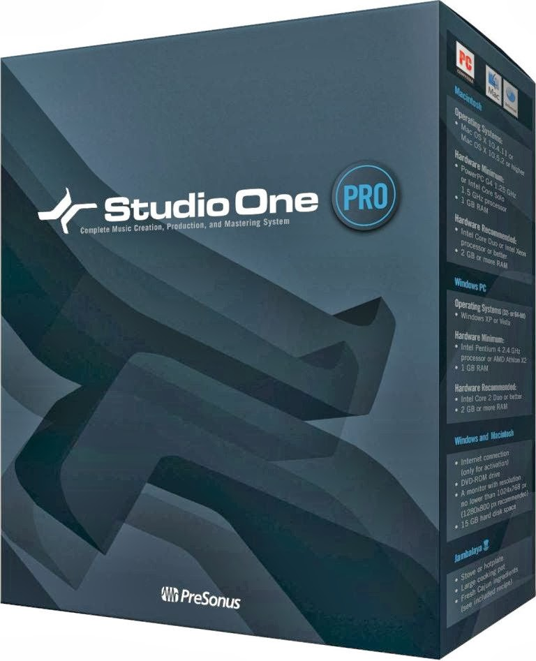 studio one 3 free download full version crack