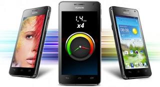 Huawei Hadirkan Ascend G615, Smartphone berlayar 4,5 Inch