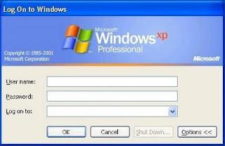 Cara Apabila Lupa Password User Account Pada Windows