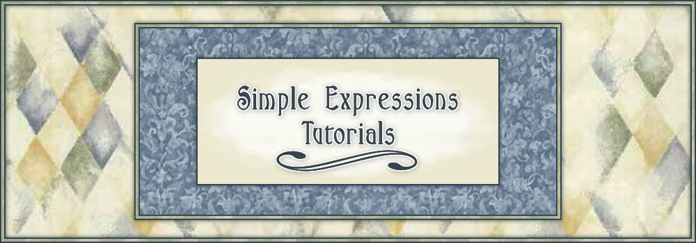 Simple Expressions Tutorials
