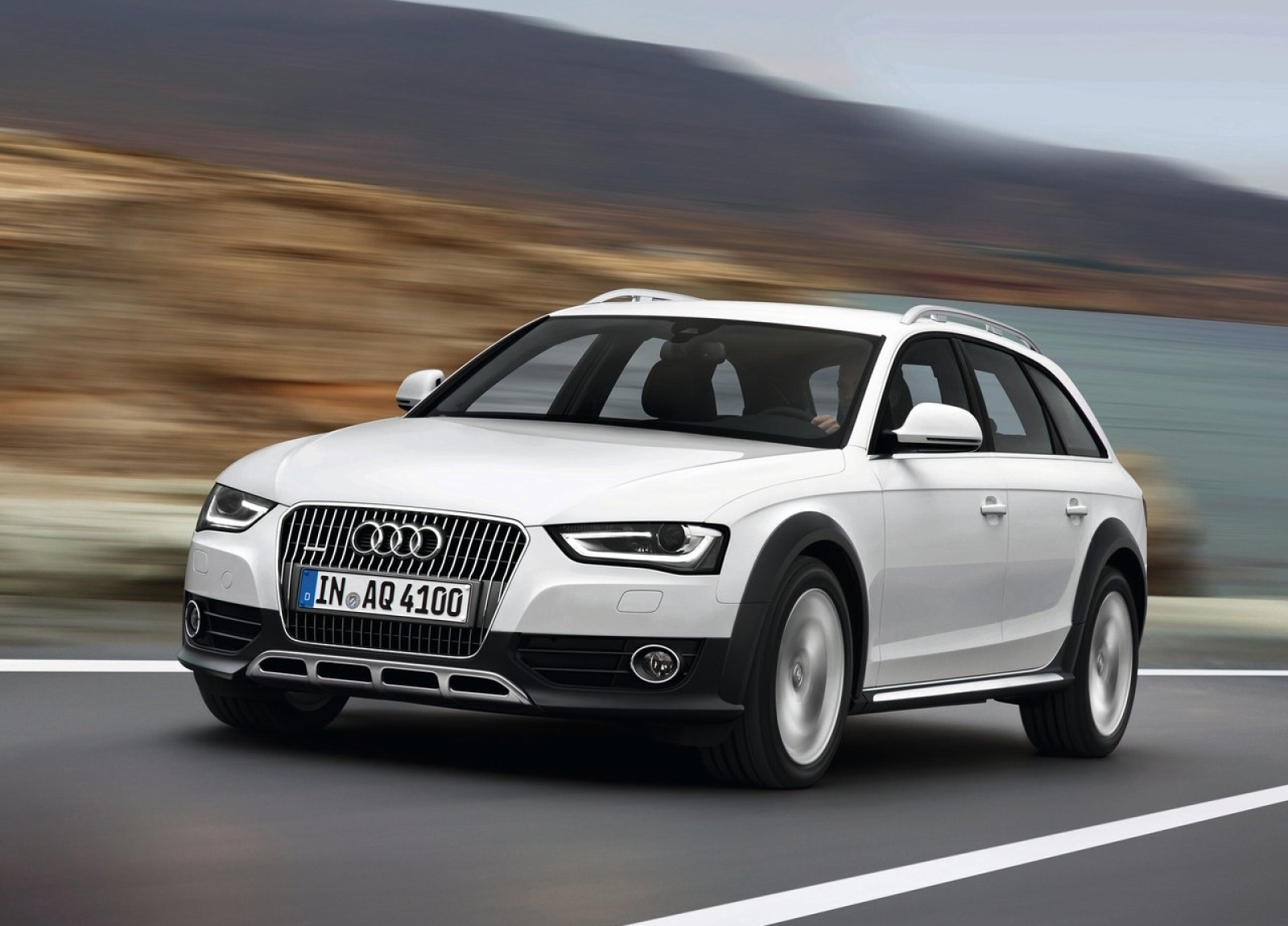 audi a4 allroad hd wallpapers the world of audi. Black Bedroom Furniture Sets. Home Design Ideas