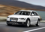 2013 Audi A4 Allroad HD Wallpaper