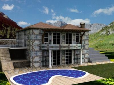 Modelleri büyük havuzlu dublex lüx manzaralı ev modelleri havuzlu