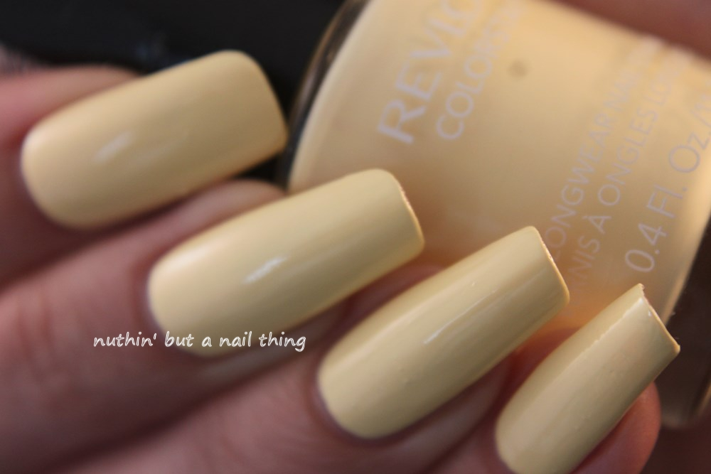 Revlon Colourstay - 100 Buttercup