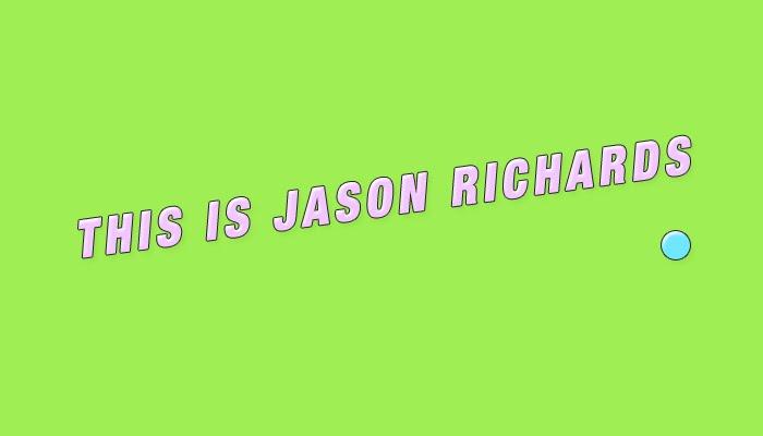 this is Jason Richards.