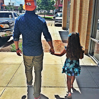 Father & Daughter - Father's Day