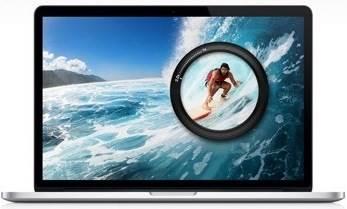 MacBook Pro com tela retina