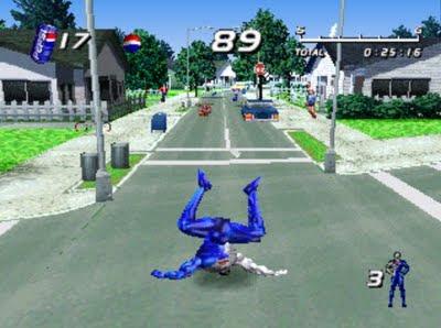 Pepsi MAN Game3