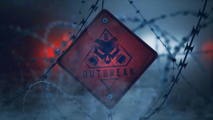 「rainbow six siege outbreak」的圖片搜尋結果