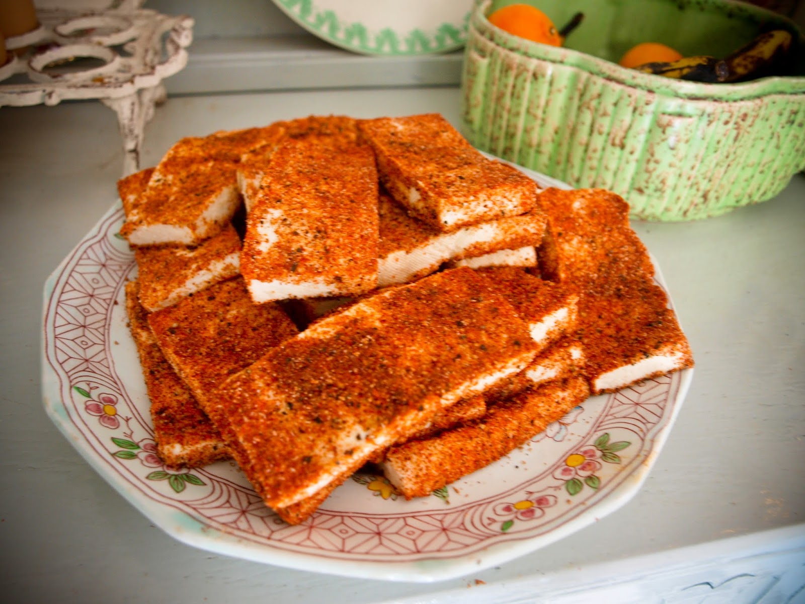 how to cook smoked tofu