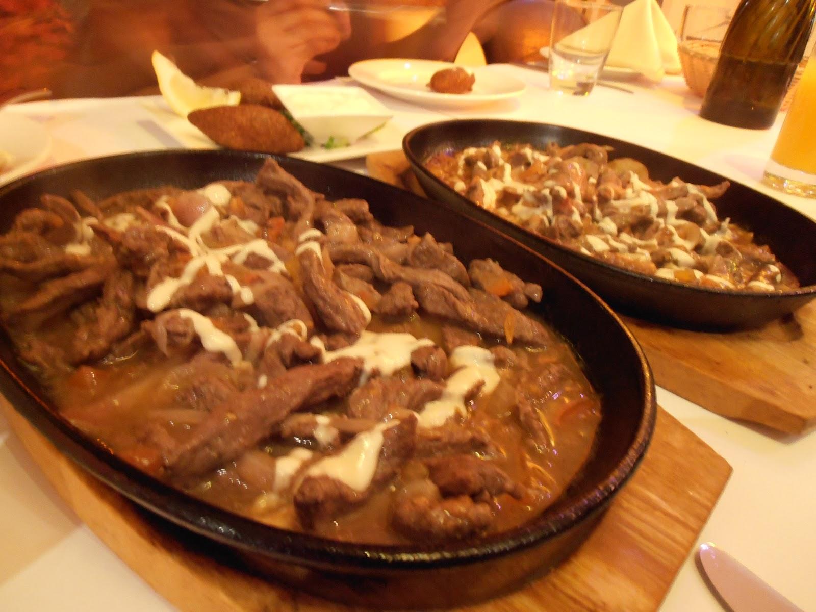 Vivacious eats al amir for Al amir lebanese cuisine