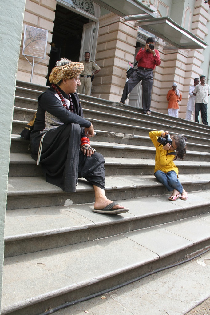 Marziya Shakir Youngest  Street Photographer