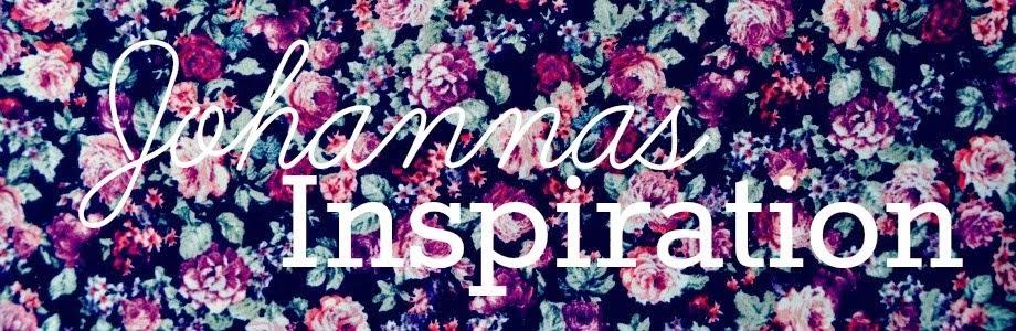JOHANNAS INSPIRATION