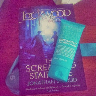 formula 10.0.6, lockwood and co, the screaming staircase, keep your cool mask, jonathan stroud