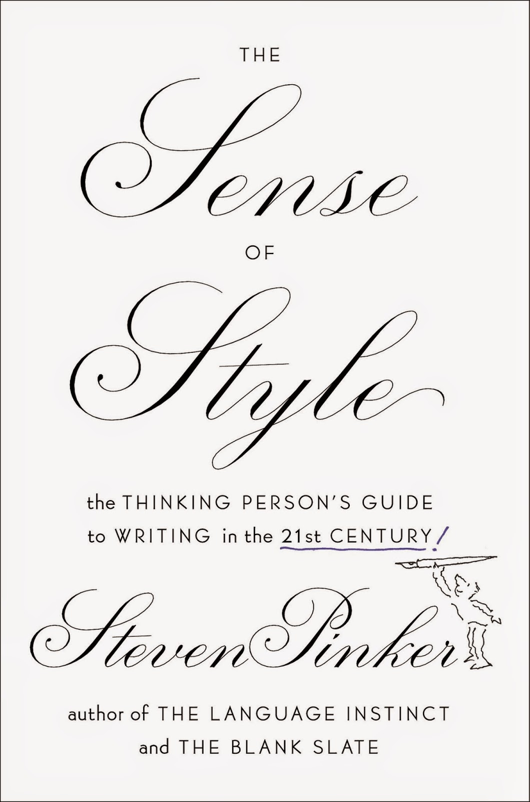The Sense of Style by Steven Pinker is must read for anyone interested in writing.