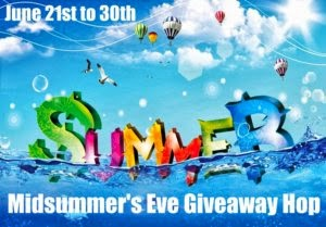 Midsummer's Eve Giveaway Hop