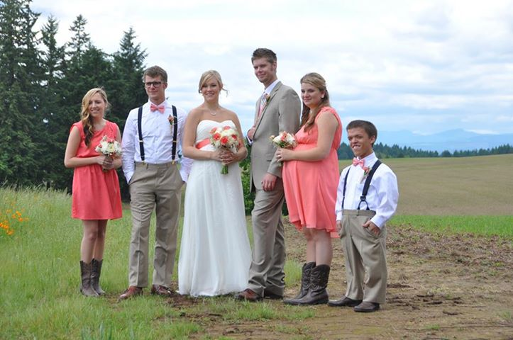 Roloff family jeremy wedding