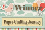 Winner of papercrafting journey