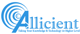 Allicient | Taking Your Knowledge & Technology At Higher Level