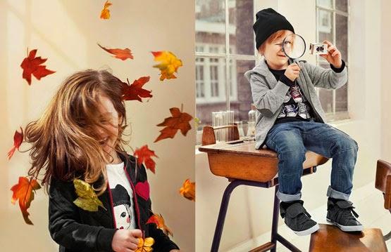 ropa niños otoño invierno 2014 2015 C&A
