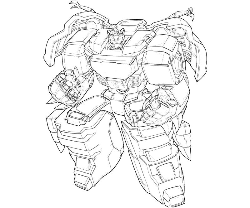 transformers coloring pages grimlock toy - photo#10