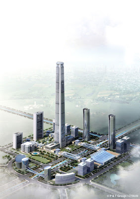 Goldin Finance 117 Tianjin