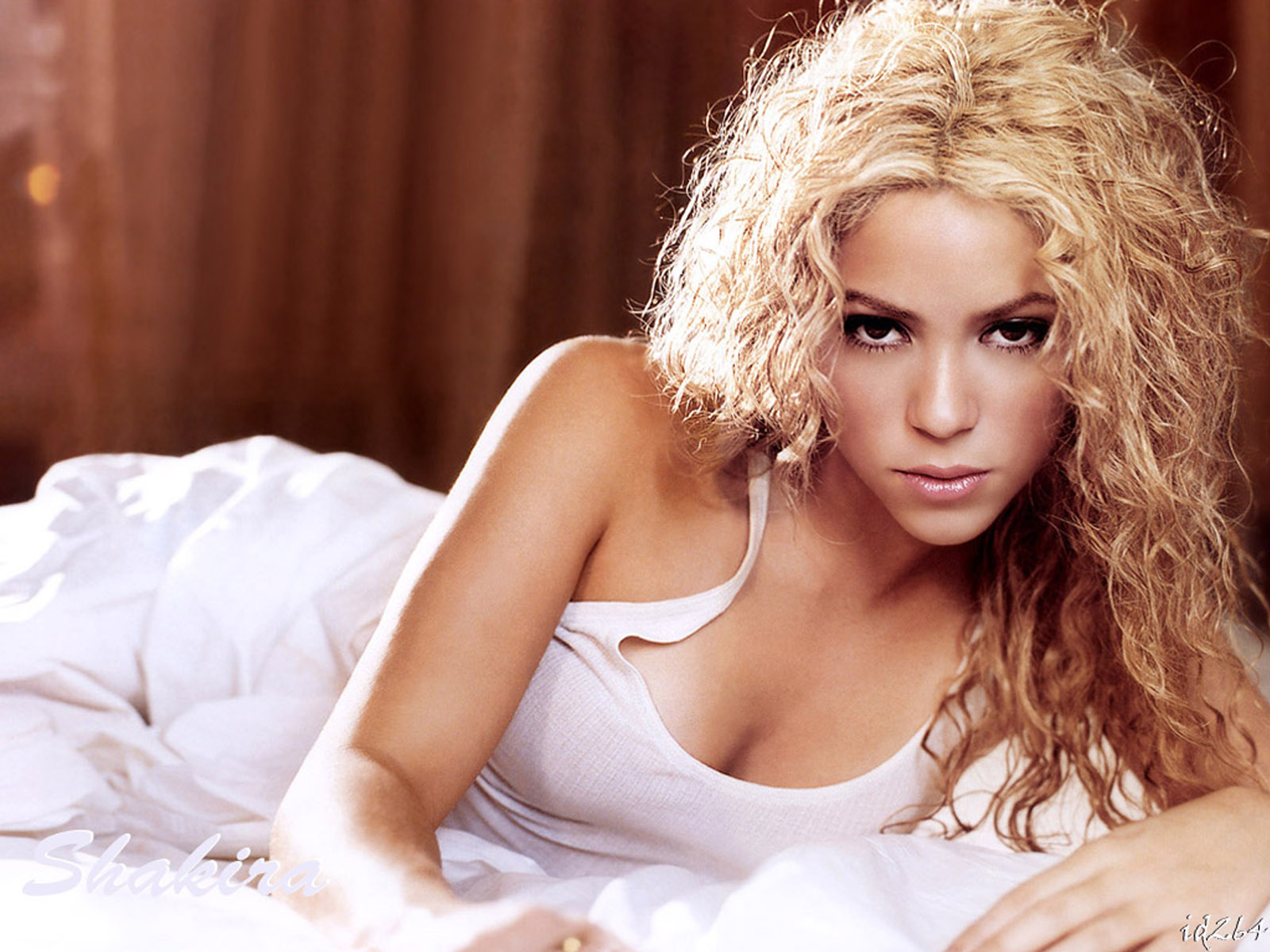 Sweetcouple Shakira Sexy Wallpaper