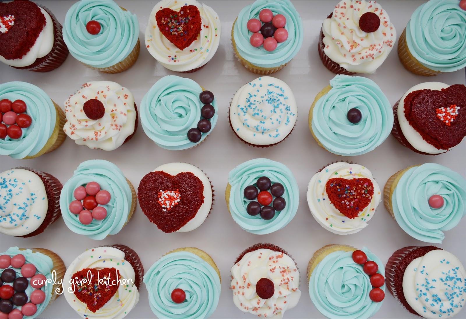 Cake Decorations Tunbridge Wells : Red Velvet Cupcakes With Frosting Car Interior Design